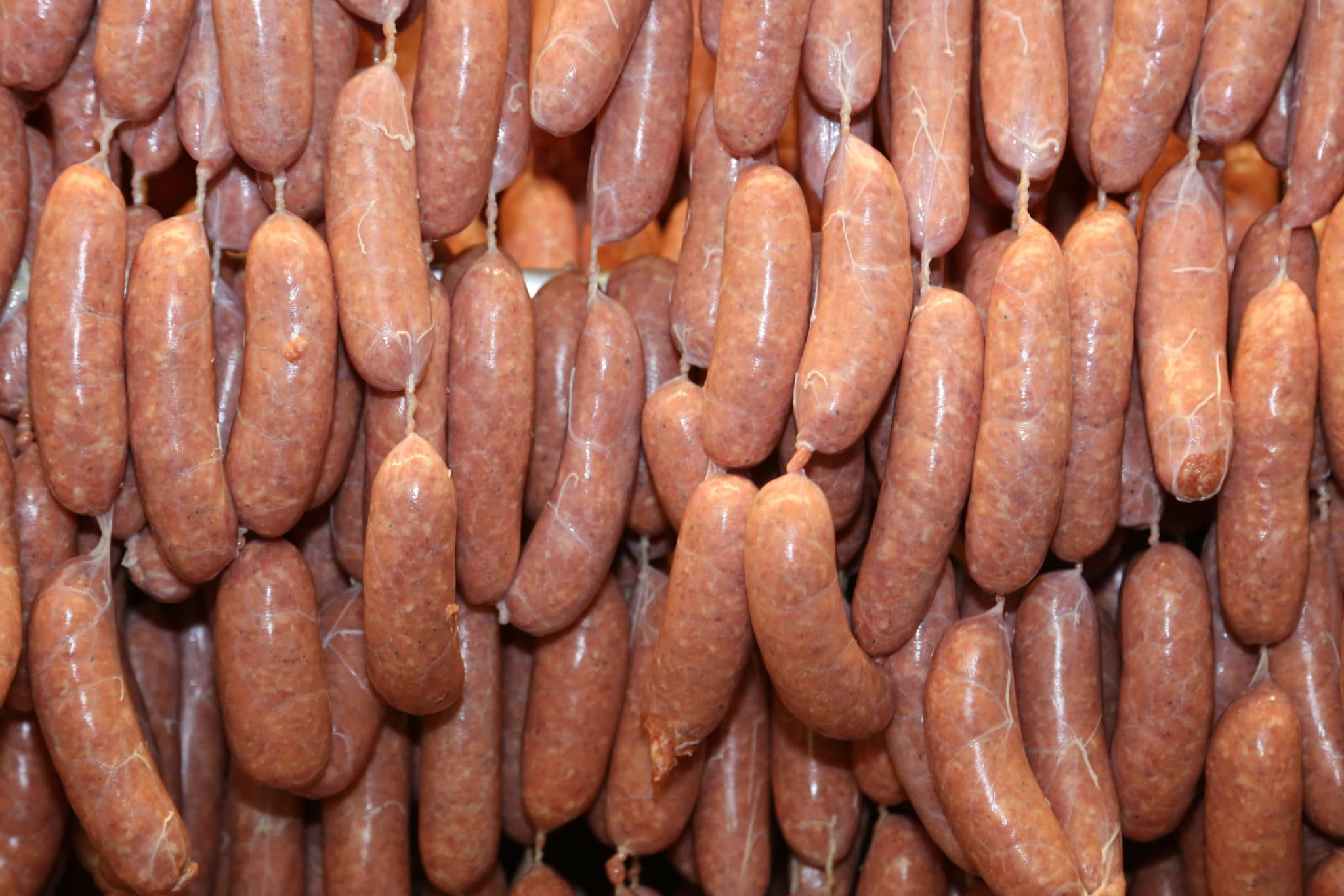 Bulk Hanging Sausages