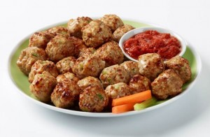 Chorizo Meatballs 35g