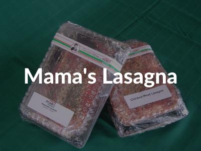 Spolumbos - Take Home Lasagna