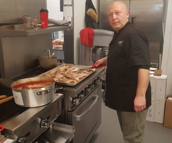 On-site Chef