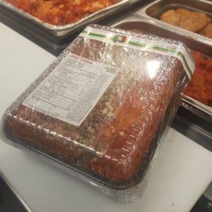 Spolumbo's Take Home Lasagna