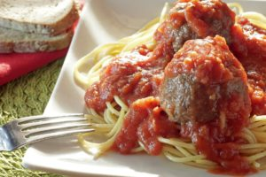 Spaghetti & Meatballs Recipe