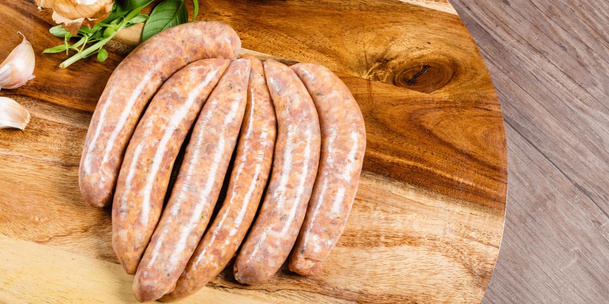 Italian Sausage Preparation