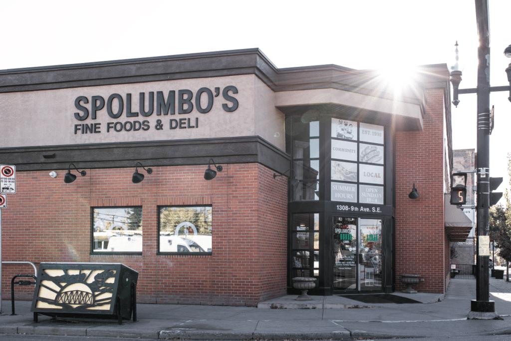 Spolumbo's Deli and Catering in Calgary